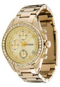 Fossil - DECKER - Watch - gold-coloured - 2