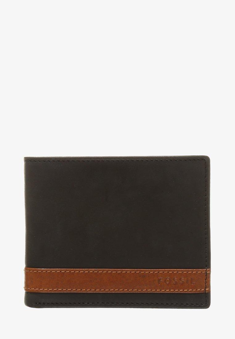 Fossil - QUINN - Wallet - black