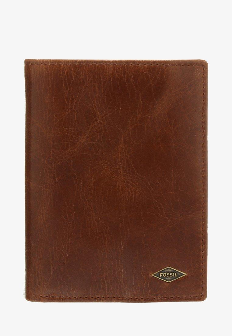 Fossil - RYAN  - Wallet - dark brown