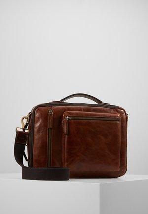 BUCKNER - Briefcase - cognac