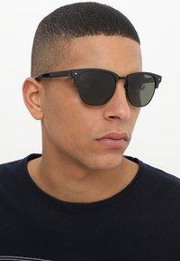 Fossil - Sunglasses - matt black - 1