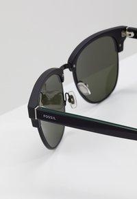 Fossil - Sunglasses - matt black - 2