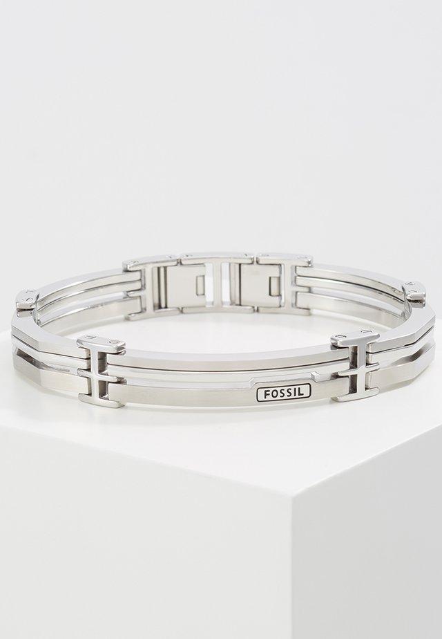 GENT - Bracelet - silver-coloured