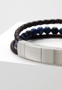 Fossil - VINTAGE CASUAL - Armband - braun - 3