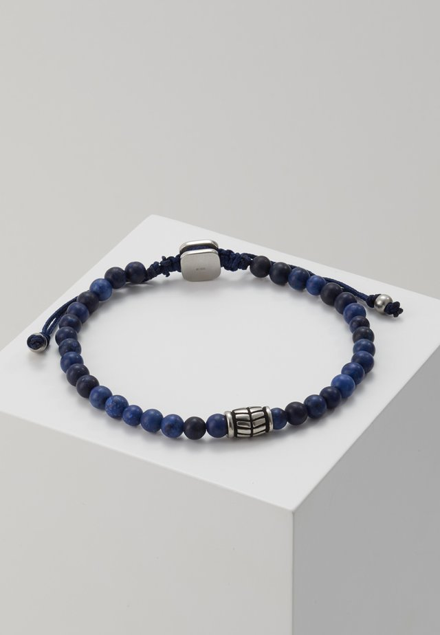 VINTAGE CASUAL - Armband - blau