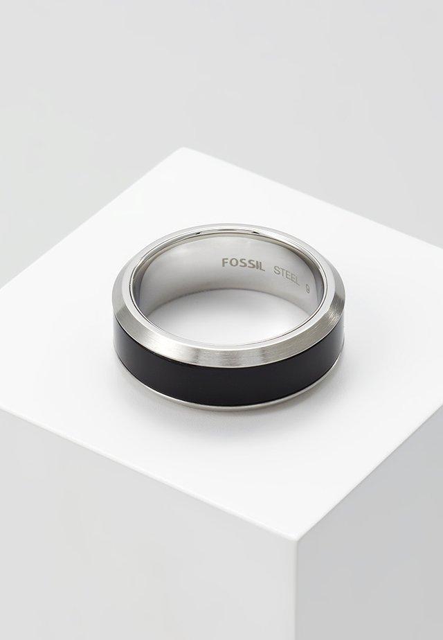 MENS DRESS - Pierścionek - silver-coloured