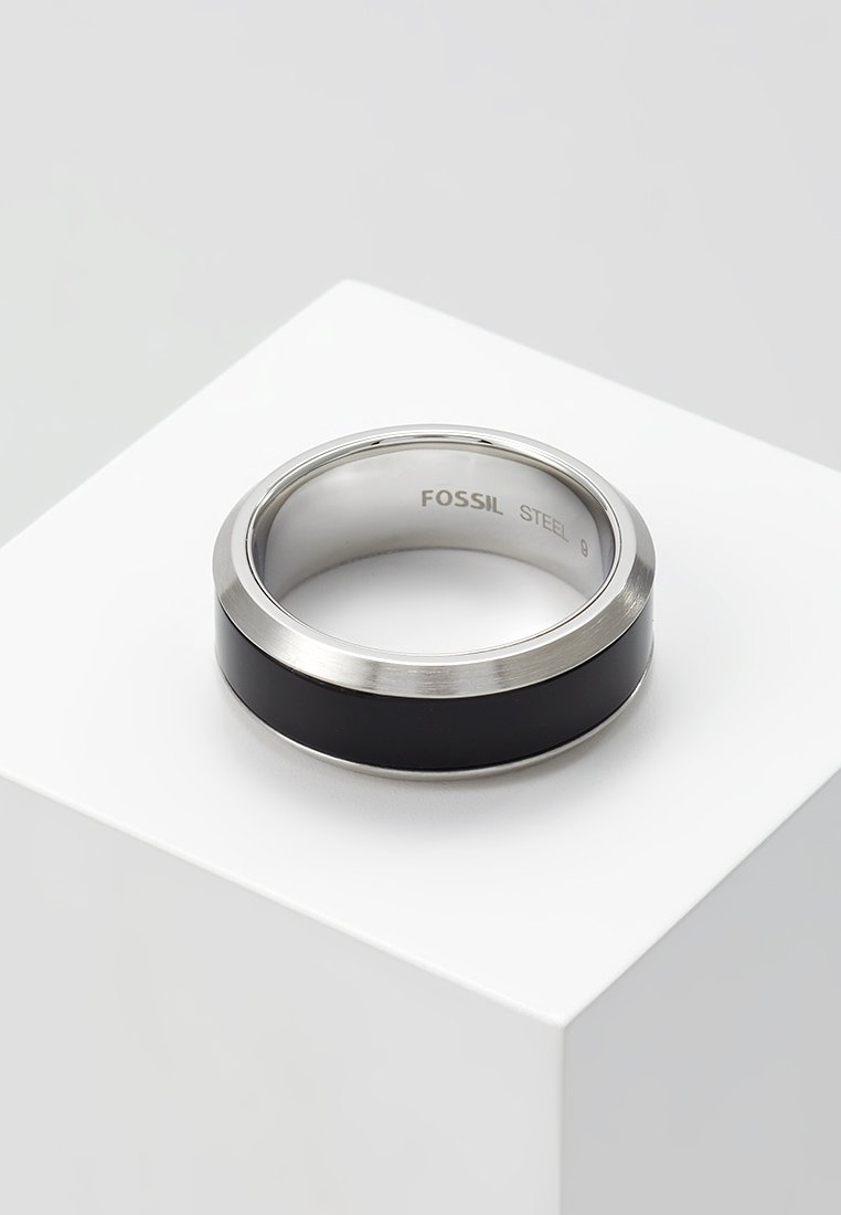 Fossil - MENS DRESS - Ring - silver-coloured