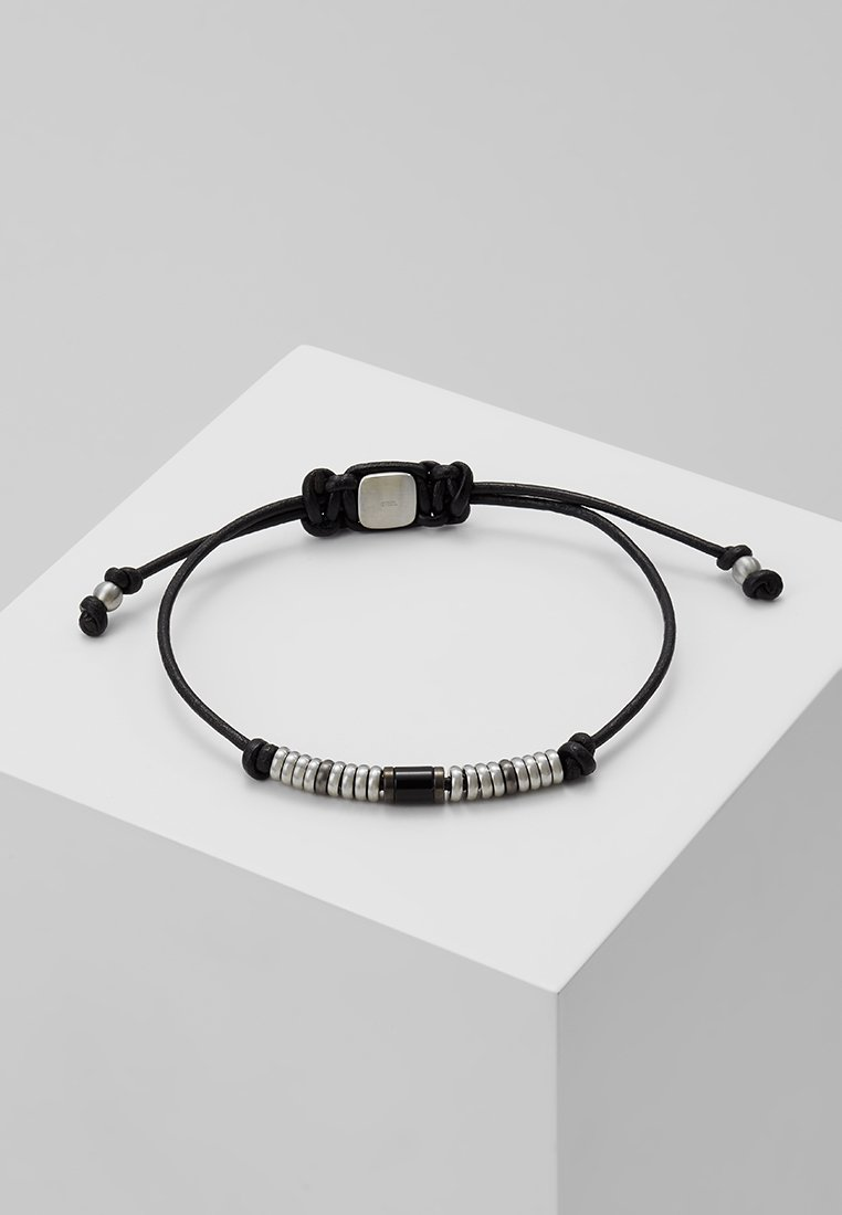 Fossil - MENS DRESS - Bracelet - schwarz