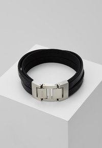 Fossil - VINTAGE CASUAL - Armband - schwarz - 0