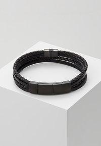Fossil - VINTAGE CASUAL - Náramek - schwarz - 2