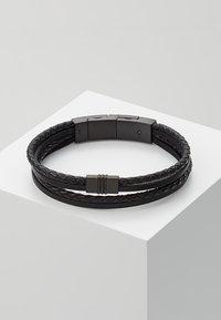Fossil - VINTAGE CASUAL - Náramek - schwarz - 0