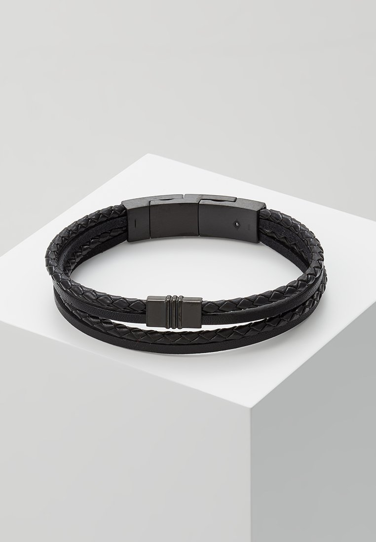 Fossil - VINTAGE CASUAL - Bracelet - schwarz