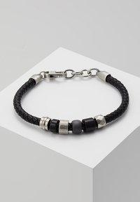 Fossil - VINTAGE CASUAL - Armband - black - 0