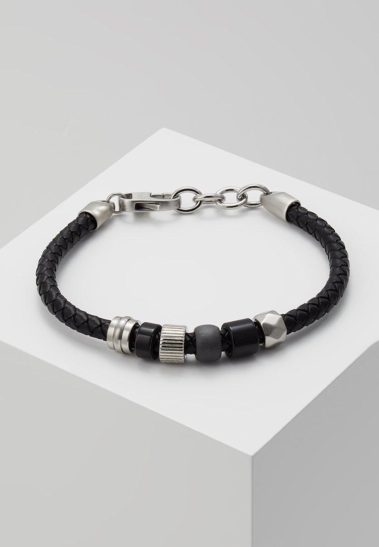 Fossil - VINTAGE CASUAL - Armband - black