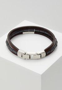 Fossil - VINTAGE CASUAL - Náramek - brown/silver-coloured - 2