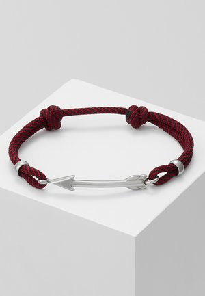 VINTAGE CASUAL - Armband - red
