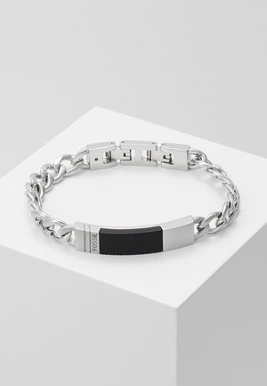 DRESS - Bracelet - silver-coloured