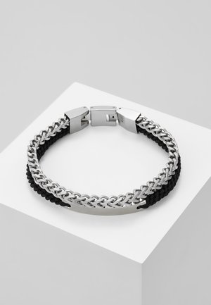 VINTAGE CASUAL - Armband - silver-coloured