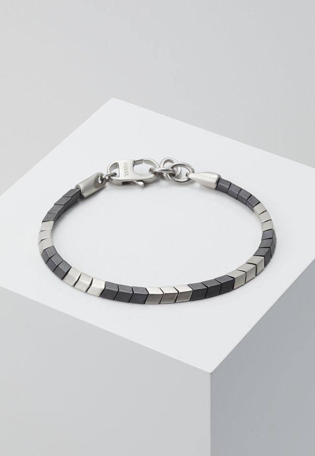 MENS DRESS - Armband - silver-coloured