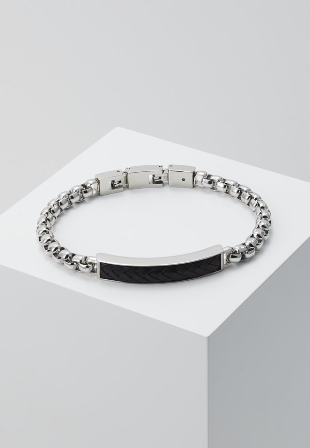 MENS DRESS - Armbånd - silver-coloured