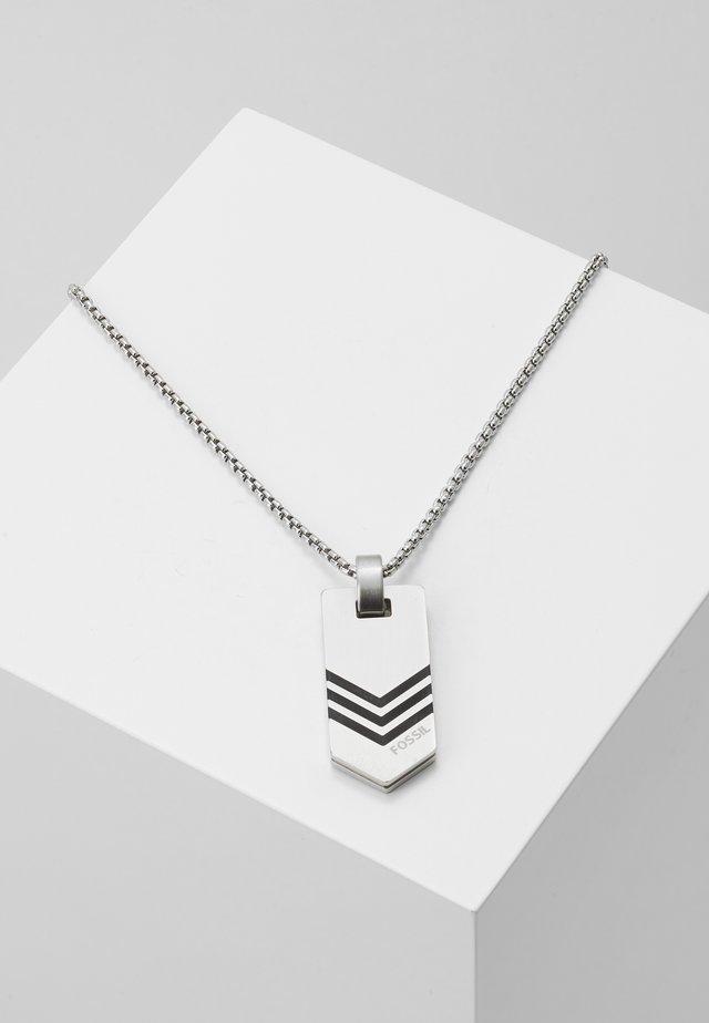 Collar - silver-coloured