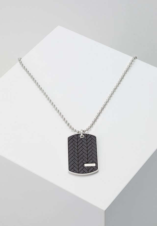 MENS DRESS - Necklace - silver-coloured