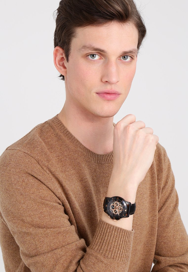 Fossil - Watch - schwarz