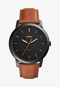 Fossil - THE MINIMALIST - Watch - braun - 1