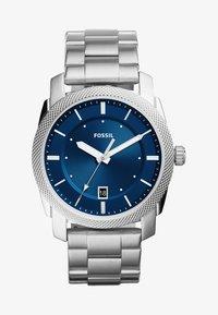 Fossil - MACHINE - Watch - silberfarben - 1