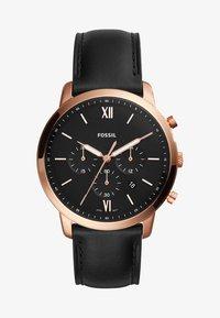 Fossil - NEUTRA - Zegarek chronograficzny - schwarz - 1