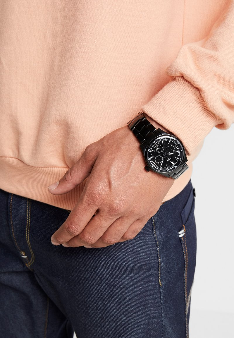 Fossil - BELMAR MULTIFUNCTION - Reloj - black