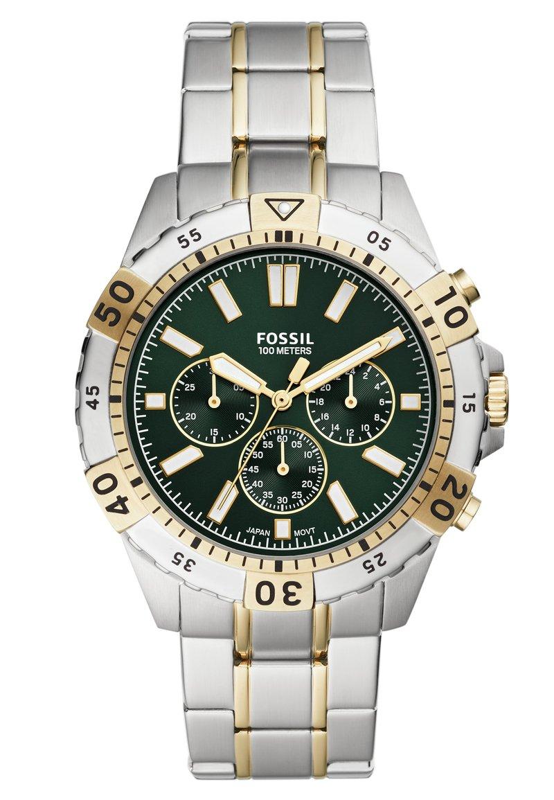 Fossil - GARRETT - Chronograph watch - multi-coloured