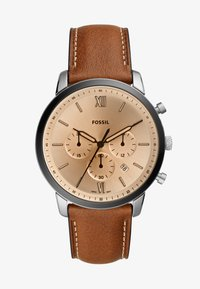 Fossil - NEUTRA CHRONO - Chronograph - brown - 1
