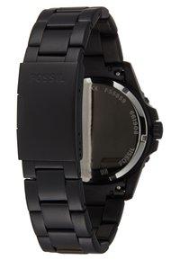 Fossil - FB 01 - Horloge - black - 2