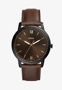 Fossil - THE MINIMALIST - Hodinky - brown - 0