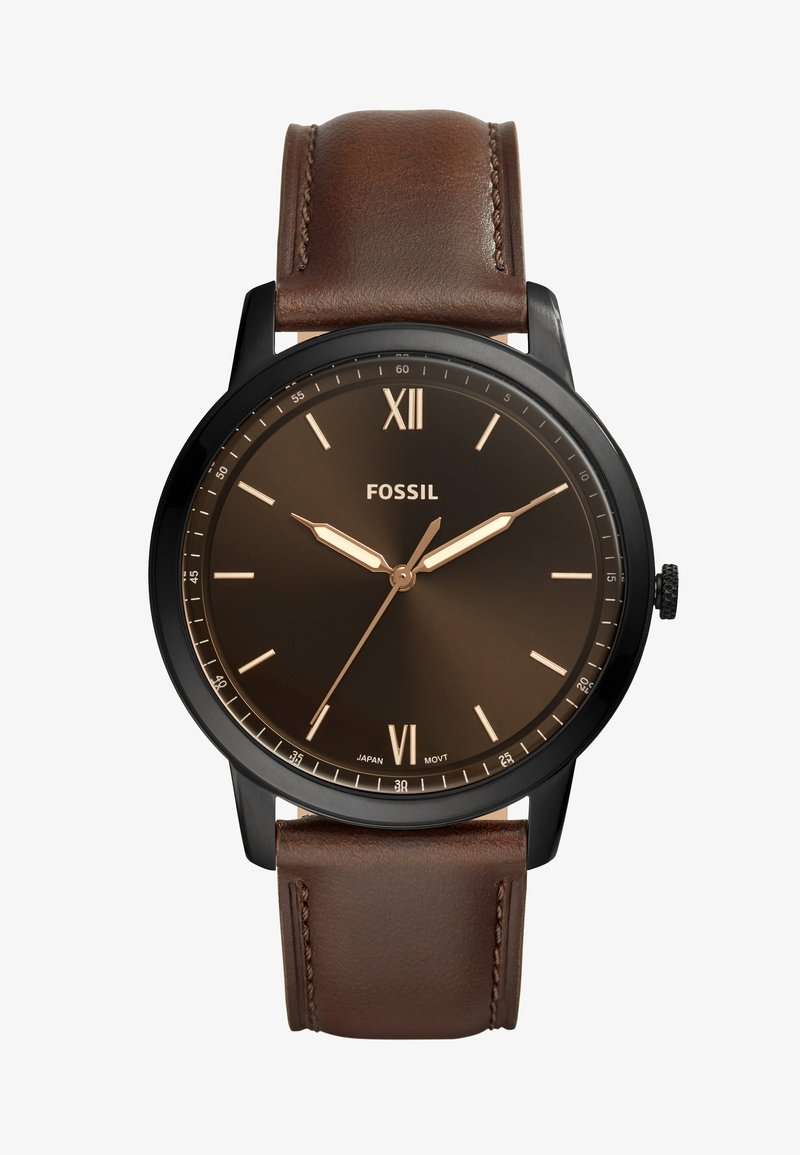 Fossil - THE MINIMALIST - Hodinky - brown