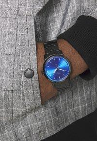 Fossil - THE MINIMALIST - Horloge - black - 0