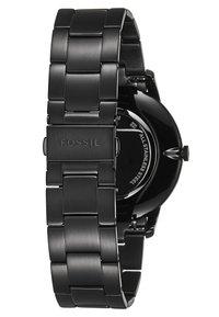 Fossil - THE MINIMALIST - Horloge - black - 2