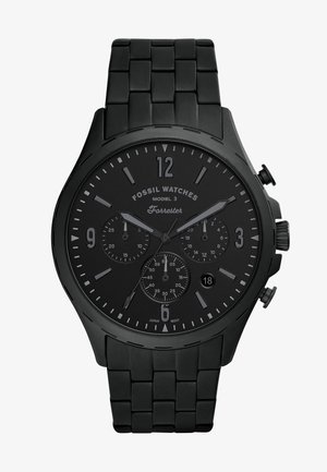 FORRESTER CHRONO - Chronograph watch - black