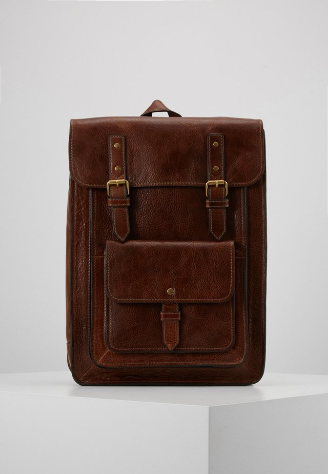 GREENVILLE - Rucksack - brown