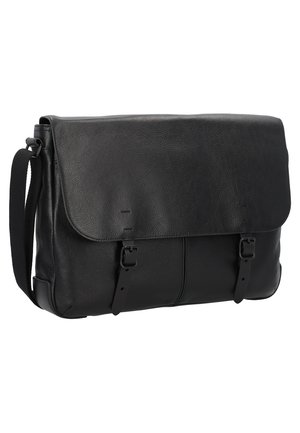 BUCKNER - Laptop bag - black