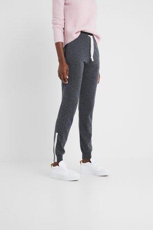 TROUSERS - Pantalon de survêtement - shale