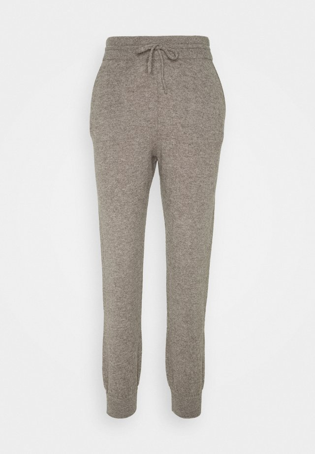 TROUSERS - Trainingsbroek - truffle