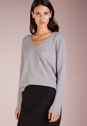 Pullover - opal grey