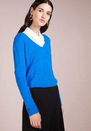 Pullover - princess blue