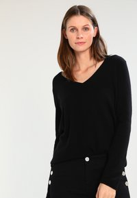 FTC Cashmere - Pullover - moonless night - 0