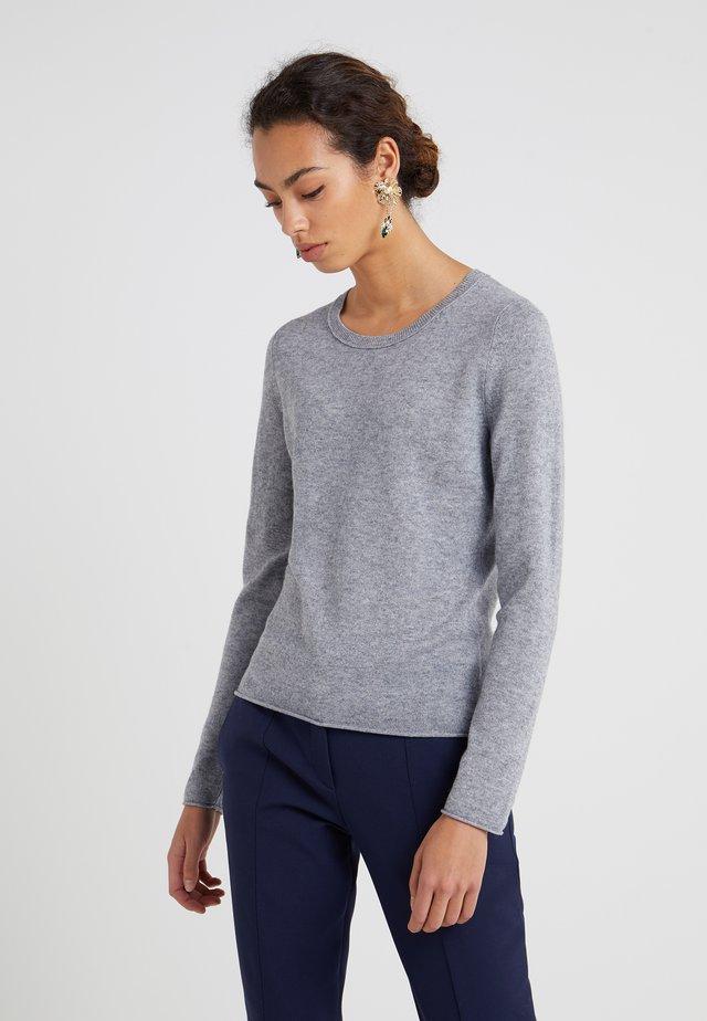 CREW NECK - Sweter - opal grey