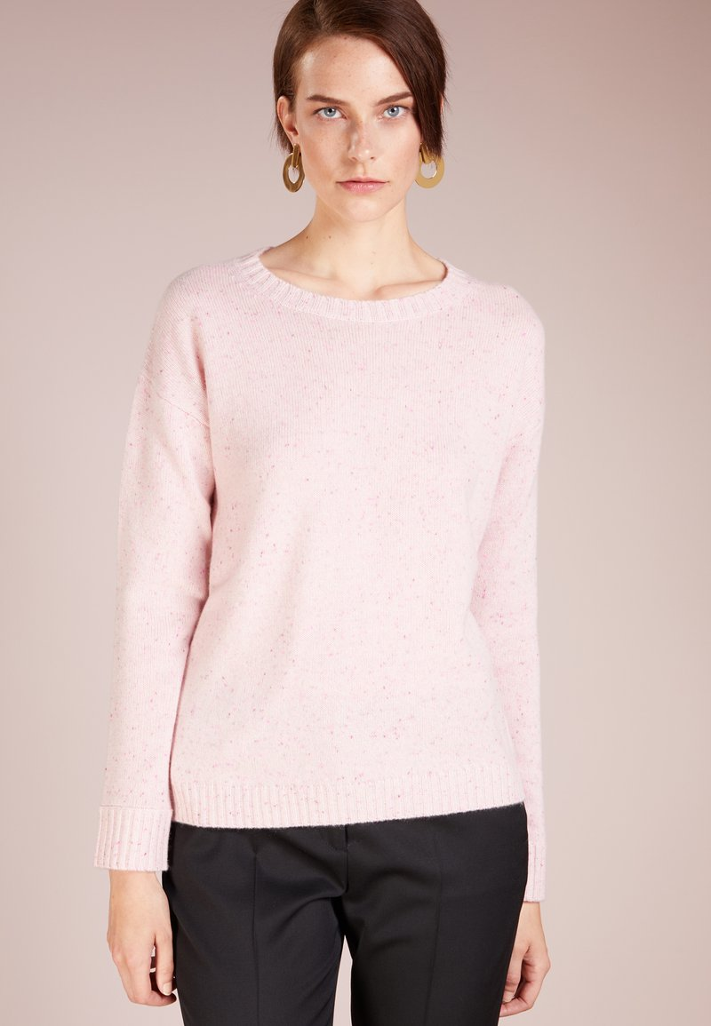 FTC Cashmere - FUNKY DOTS - Pullover - sprinkled rose