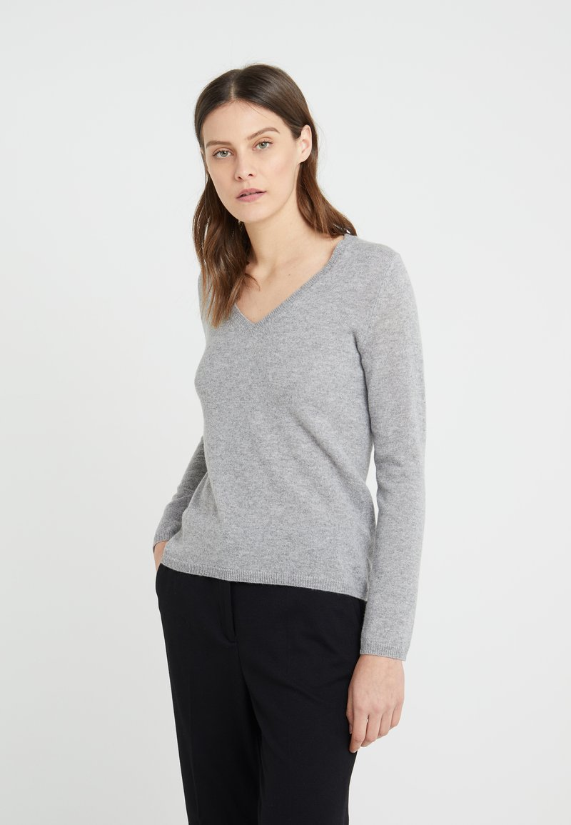 FTC Cashmere - Jumper - opal grey