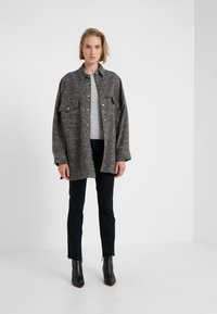 FTC Cashmere - Sweter - silver stone - 1